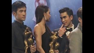 NadechYaya: Sweet Scenes at Daradaily The great awards6
