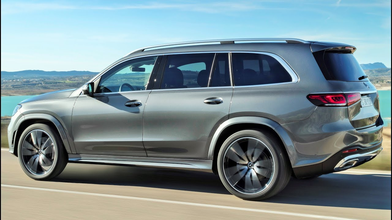 2020 mercedes gls amg line - the s-class of suvs