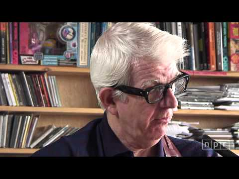 NPR Music Tiny Desk Concert: Nick Lowe