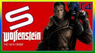 Wolfenstein The New Order - Chapter 5 Detonado [HD](PS4)