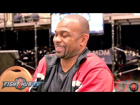 Thumbnail: Roy Jones Jr laughs at Conor McGregor wanting a Floyd Mayweather fight