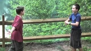 JC Penney Skit - Webelos Camp 2011