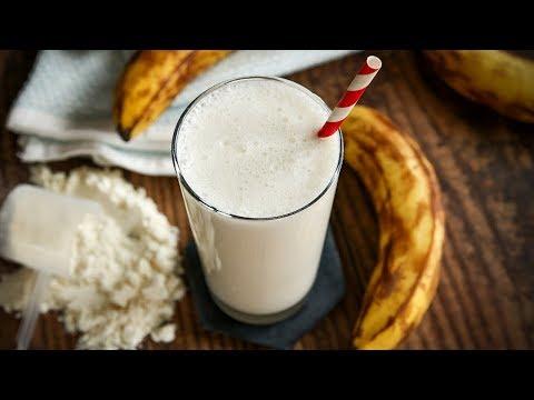 Keto Breakfast Smoothie | How To Make A Low Carb BANANA Smoothie | Easy Keto Recipes