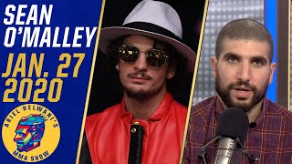 Sean O'Malley ready to show off improved skills after suspension | Ariel Helwani's MMA Show