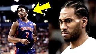 """How The """"Next Kawhi Leonard"""" Failed In The NBA"""