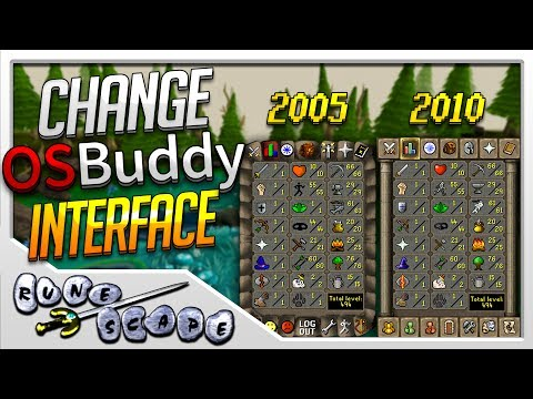 How To Change OSBuddy Interface (2005/2010) In OSRS