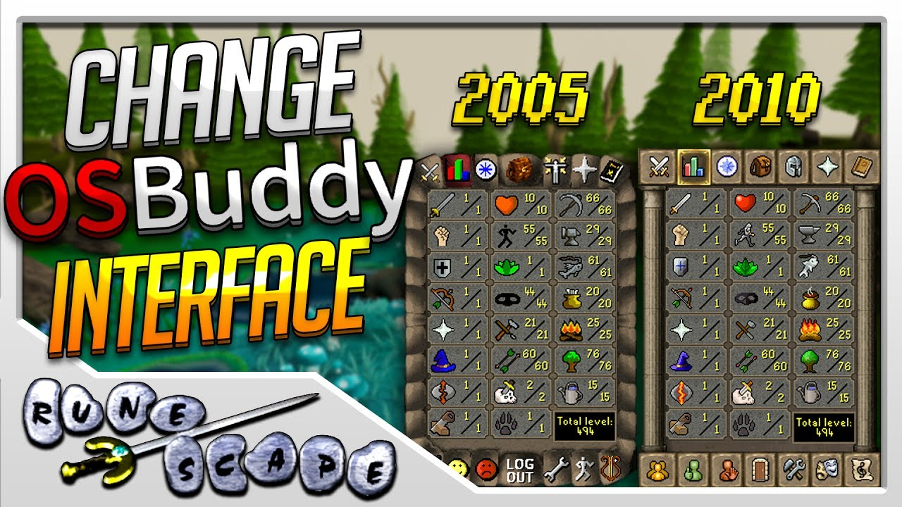 How To Change OSBuddy Interface (2005/2010) In OSRS! | **DOES NOT WORK  ANYMORE**