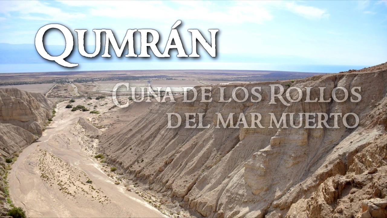Recorrido por las ruinas y el paisaje de Qumrán en Israel