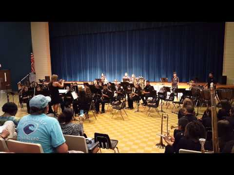 LMS 8th Grade Band - Gravitas