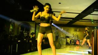 Nikita Mirzani Perform at NewTown Executive Club Jakarta WILD WEDNESDAY Party Event