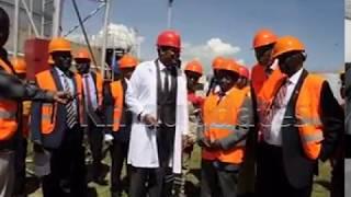 Jinja Oil launch