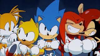 Setting the Scene(Sonic Mania)- Sir J