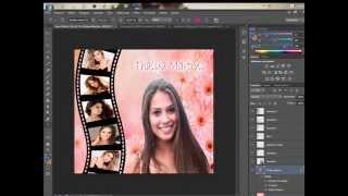 Montagem no Photoshop CS6 TUTORIAL - Namorada, amigas etc