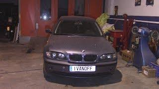 Ремонт автомобиля BMW 320D 20 4D4, когда отрываются заслонки Часть первая