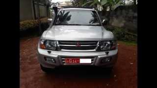 Mitsubishi Pajero jeep for sale Sri lanka - www.ADSking.lk