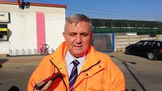 Alba24 Video: Explozie la Fabrica de Arme Cugir. Declaratia prefectului de Alba, Danut Halalai (1)