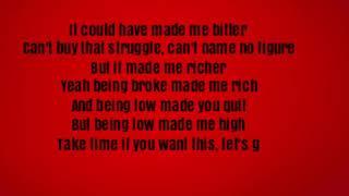 Lecrae - Broke (Lyrics)