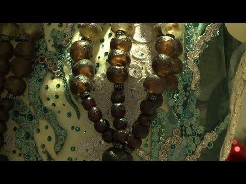 La haute couture africaine dans un grand magasin londonien