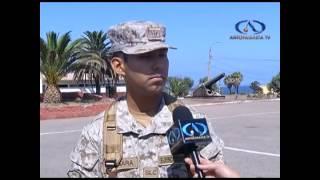 Servicio Militar curso especial de verano para estudiantes