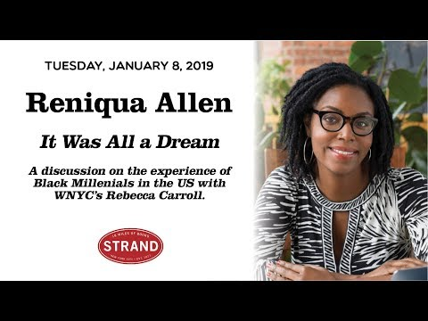 Reniqua Allen | It Was All A Dream