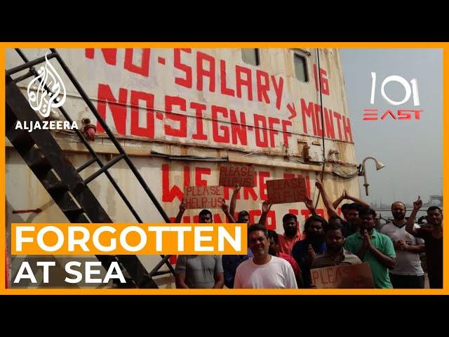 Forgotten at Sea   101 East