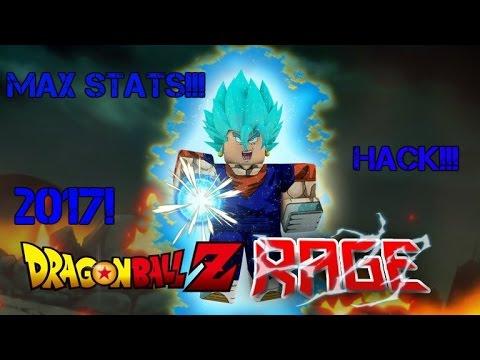 dragon ball rage roblox hack