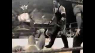 Brock Lesnar VS. Undertaker Promo