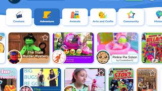 Download Rivet Kids Reading App Read Cookie Swirl C Video Books On