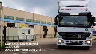 Zuhause Autobahn: Das Leben als LKW-Fahrer