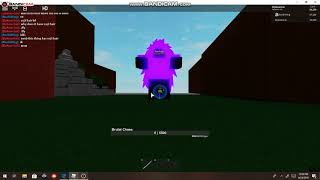Roblox The Boss Rush Mode Of Noob Defense 1 Playing With Noobiiking.