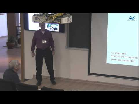 Carl M. Bender  -  PT symmetry and the taming of instabilities