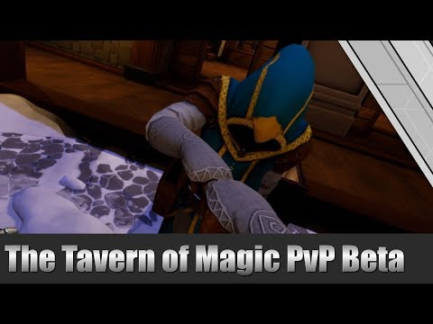 The Tavern of Magic PvP Beta - VR Gameplay HTC Vive