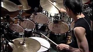 Synchronized DNA - Akira Jimbo & Hiroyuki Noritake Double Drum Perf...
