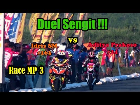 Race MP3 MOTOPRIX Seri 3 WONOSARI YOGYAKARTA 2018