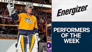 NHL Performers of the Week: Brad Marchand Torches Rangers