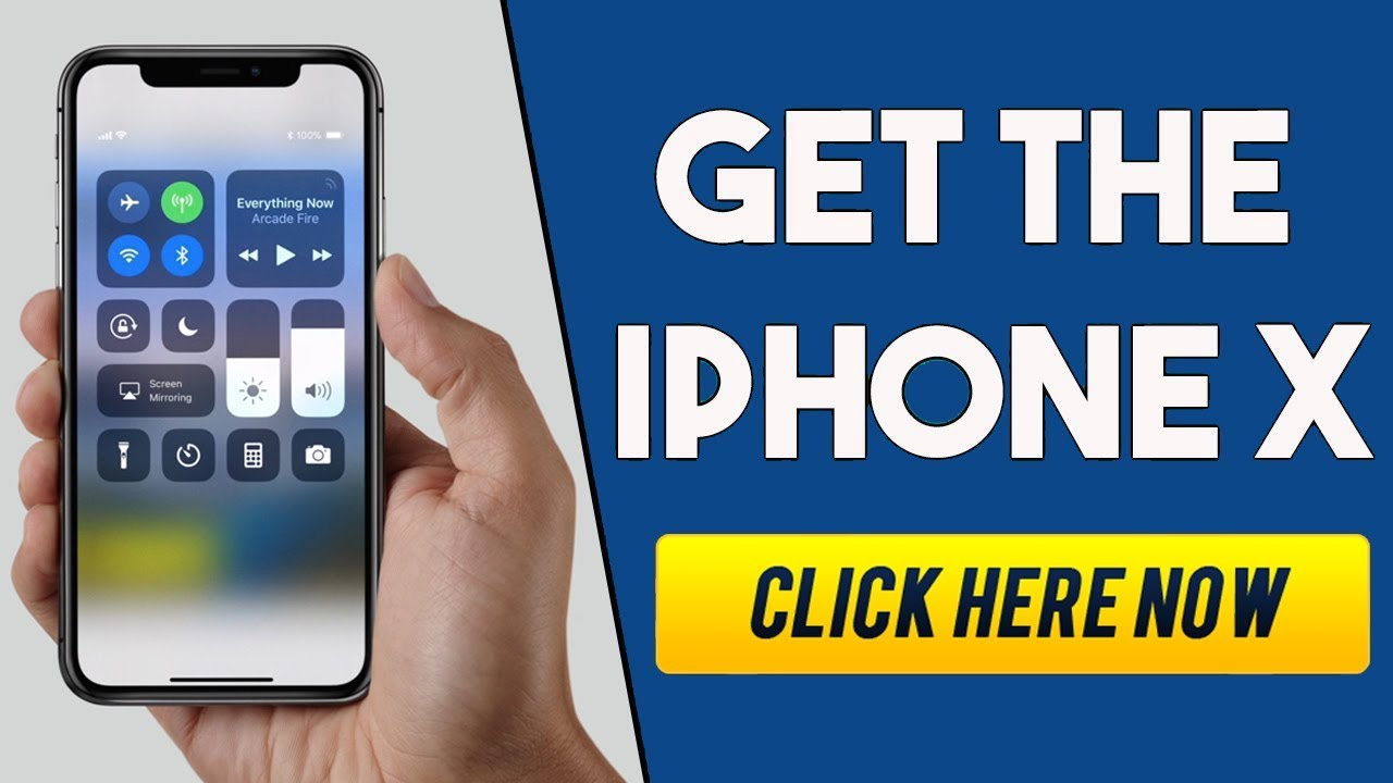 GET NEW IPHONE X FOR FREE! 🎁 FREE IPHONE GIVEAWAY ( JUNE 2018 / JULY 2018  / AUGUST 2018 )
