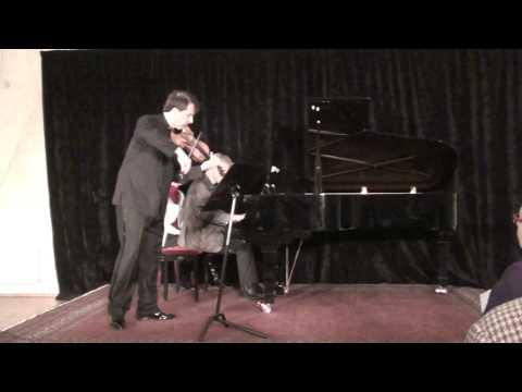 J.Brahms, Violin Sonata No.1, Op.78, Vivace, ma non troppo