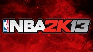 NBA2K13 GamePlay Full HD Drem Team Vs. Celebrity Teen (settings ultra) TheJairovY