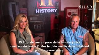 Share Magazine - Rick Dale En México (Los Restauradores)