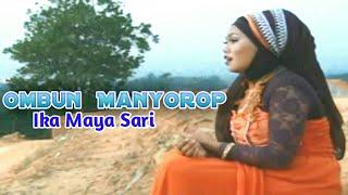 Gambar cover OMBUN MANYOROP - Lagu Tapsel - IKA MAYA SARI