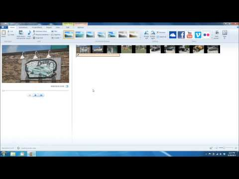 How To Add Narration & Music To Windows  Movie Maker