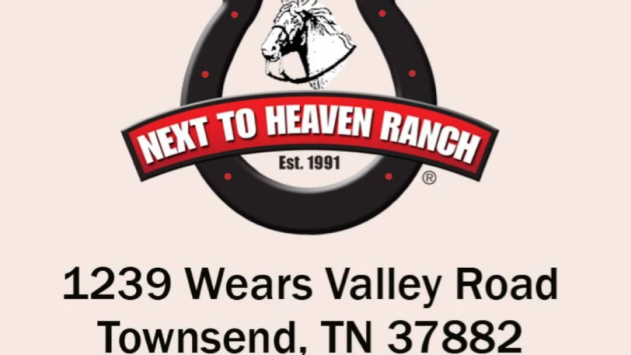 Next to Heaven Smoky Mountain Horseback Riding Discounts