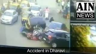 Accident in Dharavi