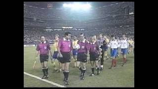 SWEDEN - RUSSIA 1994 (highlights)