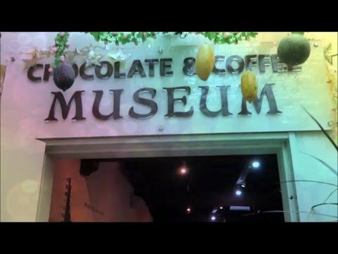 GEORGETOWN CHOCOLATE & COFFEE MUSEUM || PENANG MALAYSIA