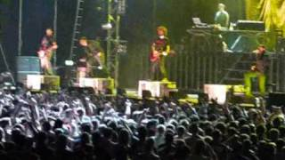 """Linkin Park Live In Perth """"OPENING INTRO"""" (AWSOME QUALITY)"""