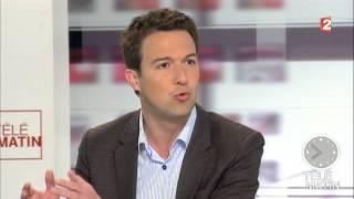 14/05/13 : F2, Guillaume Peltier dénonce le 2Poids 2Mesures Manif Pour Tous / PSG