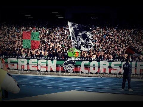 Virage Rah Yerib Ya Police Demi Final Coupe D'Algerie 2016 MCA 3-0 ust