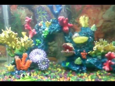 Arreglos de corales artificiales para acuarios for Peces artificiales para acuarios