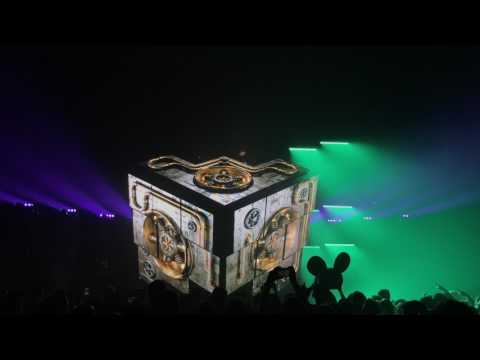 DEADMAU5 2017 4K @ The Fillmore Detroit MI